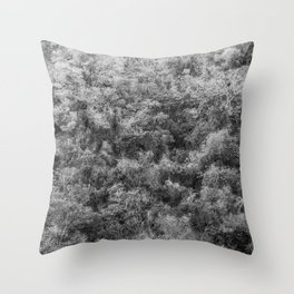 Nerves Throw Pillow