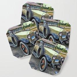 Vintage Cars Coaster