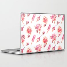 Floral Chill Laptop & iPad Skin