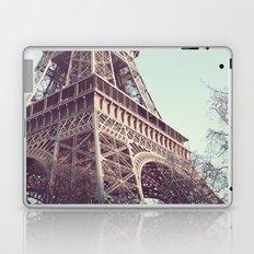 Daydreams at the Eiffel Laptop & iPad Skin