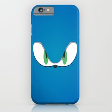 Blue Face iPhone 6s Slim Case