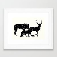marauders Framed Art Prints featuring Marauders by chardeekellys