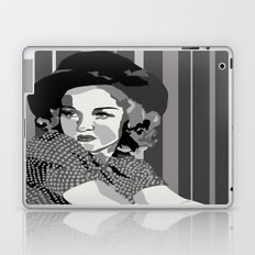 Old Hollywood, Betty Grable Laptop & iPad Skin