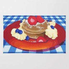 Pancakes Week 10 Rug
