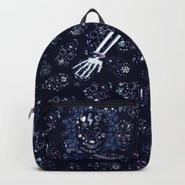 skull family III Backpack
