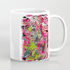 black peak mountain Coffee Mug