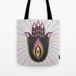 HamsaYoni Tote Bag