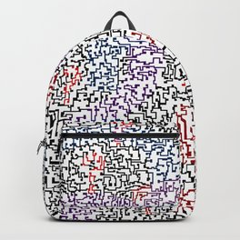 thought, question Backpack