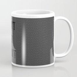 Can't or won't? Coffee Mug