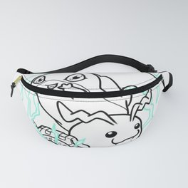 digimon Fanny Pack