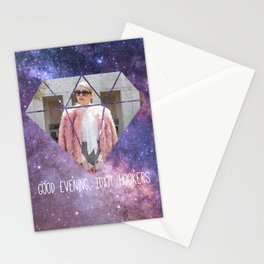 Scream Queen Stationery Cards