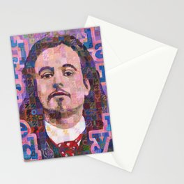 Portrait Of Alfred Jarry Stationery Cards