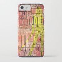 kill bill iPhone & iPod Cases featuring Kill Bill redux by Purple Cactus
