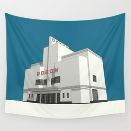 ODEON Balham Wall Tapestry