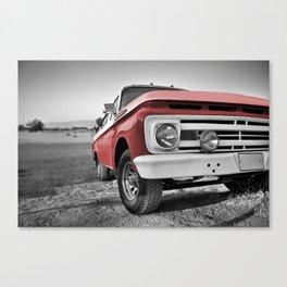 Truck Series 1 Canvas Print