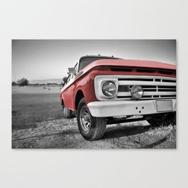 Truck Series 1 Canvas Print