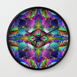 g - pattern 1 Wall Clock