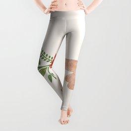 Floral Pistol Leggings