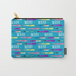 WRITE! Turquoise Carry-All Pouch