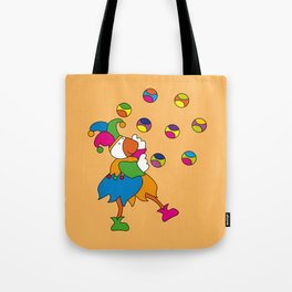 Jolly Paper Tote Bag
