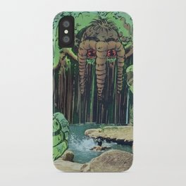 All Kids Out of the Pool - Vintage Collage iPhone Case