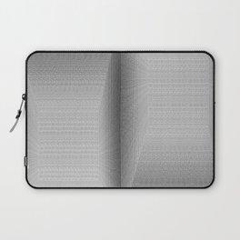 Binary Rooms Laptop Sleeve