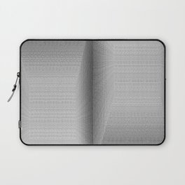 Binary Rooms Laptop Sleeve