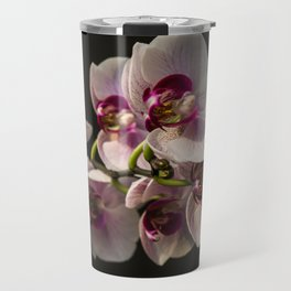 Orchid Branch Travel Mug