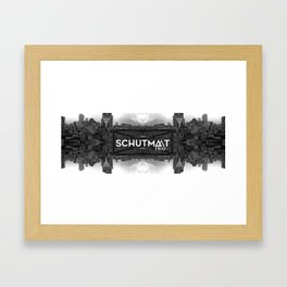 Schutmaat Trio Urban Framed Art Print