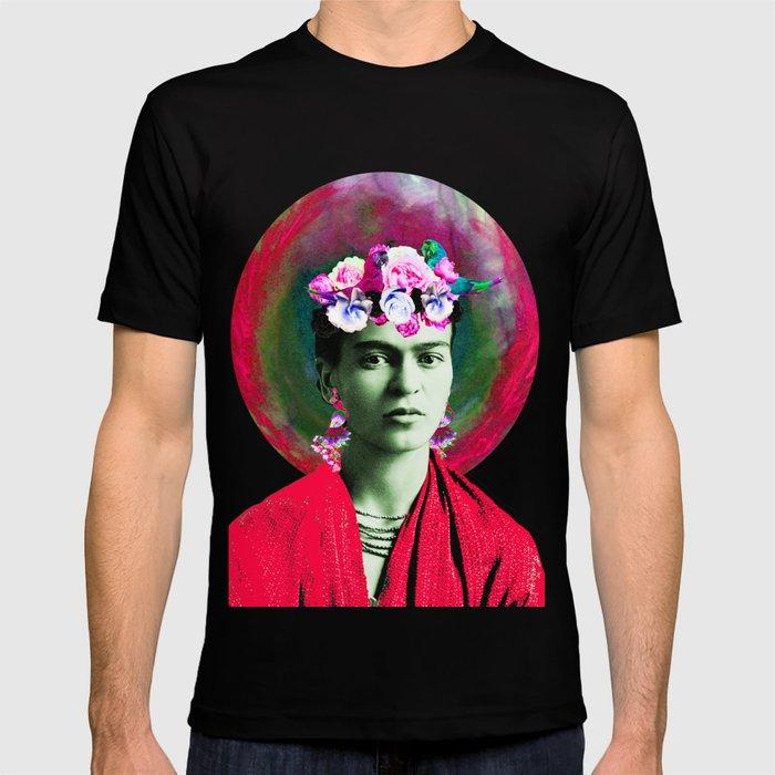 Frida Love S Freeda T Shirt By Azima Society6