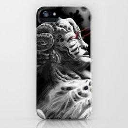 Regenerating Tyrant iPhone Case