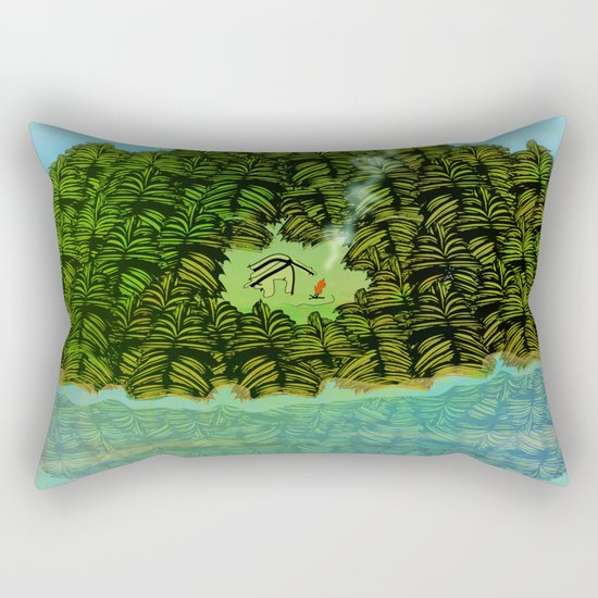 GREENERY HOME / Nature 16-12-16 Rectangular Pillow