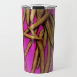 PURPLE BEANS Travel Mug