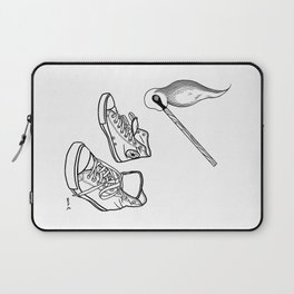 I was the Match Laptop Sleeve