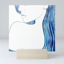 Pontoporeia Mini Art Print