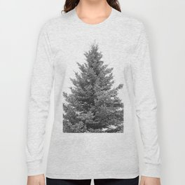 B&W White Spruce Long Sleeve T-shirt
