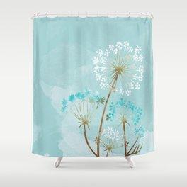 Turquesa Shower Curtain