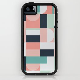 Abstract Geometric 08 iPhone Case
