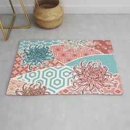 JAP pattern pastel Rug