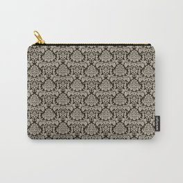 Dream in Damask Carry-All Pouch
