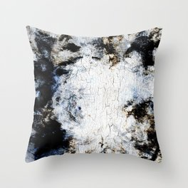 Decay Texture Throw Pillow