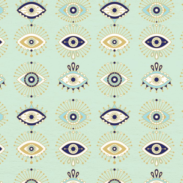 Evil Eye Collection Leggings