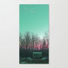 Sliver Canvas Print