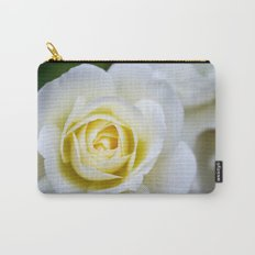 Rose in Bloom Carry-All Pouch