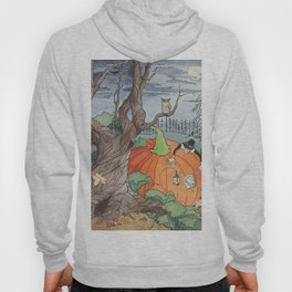 Peter the Pumpkin Eater Hoody