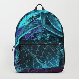 The Fascinator Backpack