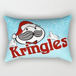 Kringles Rectangular Pillow