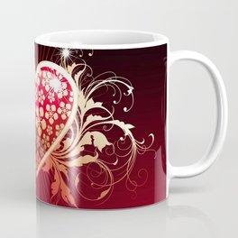 Surely his heart Coffee Mug