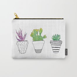 Cactus Carry-All Pouch