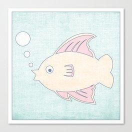 Fish - Under the Sea Series Print Canvas Print